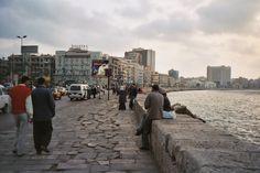 Sea side Alexandria
