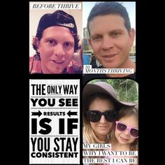 Aussies!  Look how many of your countrymates are Thrivin!  Hi my name is Jarrod Little & I am from Queensland Australia. This is my Thrive Experience!  I first heard about LeVel and the 8 week Thrive experience 10 months ago when my wife started to see it popping up on Facebook. I was VERY skeptical but Jess was in a rut personally & wanted to give it a go. I will support her in anything she does so we ordered a couples pack I thought what did I have to lose... I can't believe how easy it…
