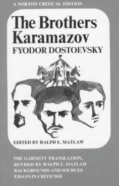 Greatest Novels of All Time - The Brothers Karamazov