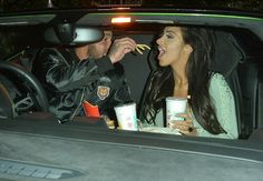 Busty Chloe Khan gets a fit of the giggles as beau Ashley Cain