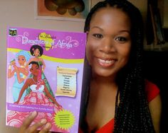 This is the wonderful story of an African mom who single mindedly decided to teach a different version of Africa's history to her daughter in America. Marlena Nkene, is a story teller, a talented illustrator, portraitist, and founder ofHeritage Arts Illustrated, a firm which produces a series of illustrated books on Africa's history and culture for children and grownups. Her dissatisfaction about the way Africans are portrayed in America's schools and books led her tothe conclusion that…