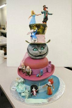 Cool Alice cake