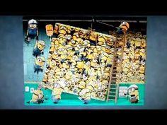 MINIONS Puzzle Game Clementoni Rompecabezas Despicable Me Kids Jigsaw Puzzles De Toys