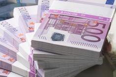 Euros,money