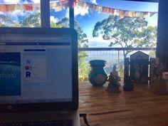 Morning from the ripple office www.ripplemassage.com.au  #ripplemassage #ripplebeauty #ripple #dayspa #spaday #spatreatments #beauty #life #recharge #relax #rejuvenate #sunshinecoast #noosa #brisbane #goldcoast #tamborine #byronbay #tweedheads #lismore #sydney #melbourne #geelong #daylesford #yarravalley #dandenongs #morningtonpeninsula #hobart #adelaide