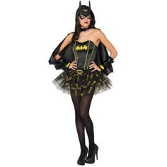 Free 2-day shipping on qualified orders over $35. Buy Batgirl Corset Top Adult Halloween Accessory at Walmart.com