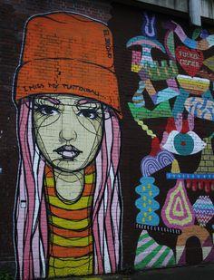 Funky Keulen: streetart en vintage in Ehrenfeld