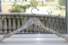 Swarovski Crystallized Hanger $80