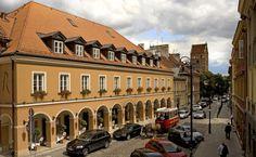 Mamaison Hotel Le Regina Warsaw, Poland