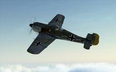 Kommodore Hans Philip Stab JG/1 Jever September 1943.