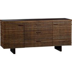 Paloma Large Sideboard in Buffets, Sideboards | Crate and Barrel