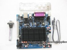 (86.00$)  Watch now - http://ai2dp.worlditems.win/all/product.php?id=1244823713 - All Solid Atom d525 Mini-itx Industrial Motherboard 6com lvds ITX-M52X61D 100% tested perfect quality