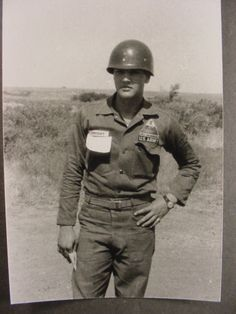 .Elvis in the army