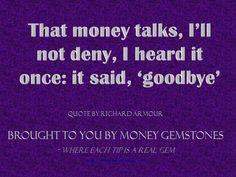 Happened to you? www.moneygemstones.com