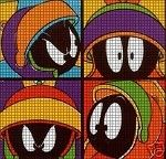 Marvin Collage Crochet Pattern