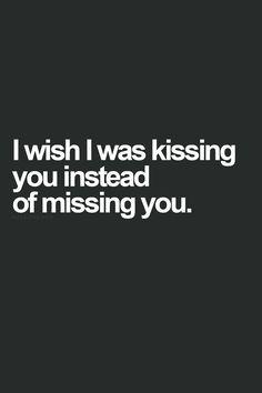 En av dina kyssar hade suttit fint nu💚