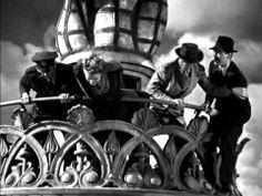 Pure Cinema - Alfred Hitchcock's Saboteur (1942)