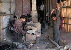 Кузница в Кабуле.