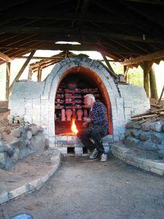 H Pugh Pottery How to build a ...