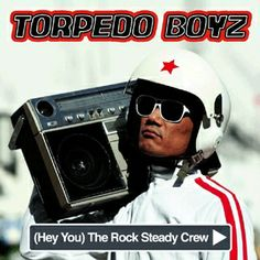 "TORPEDO-BOYZ-HEY-YOU-THE-ROCK-STEADY-CREW (7"") 【Record Store Day 2014】Limited"