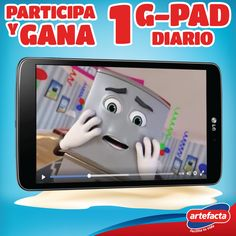 ¡Participa y gana un G-PAD diario! Ingresa a este link Compártelo y diviértete creando memes para mamá #AsíDeFácil