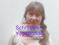 Yoga unverbindlich kennenlernen: Kostenlose Schnupper-Yogastunde