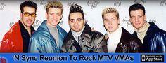BEAT100 News - 'N Sync Reunion To Rock MTV VMA's