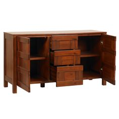 Debenhams Acacia 'Kerala' large sideboard- at Debenhams.com