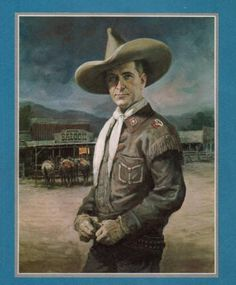 Featured:  Tim McCoy by Gary Eugene Brown ( Gary Brown)  Cowboy Poetry at the BAR-D Ranch  www.CowboyPoetry.com Cowboy Poetry, Cowboy Art, Caricature, Cowboys, Westerns, Ranch, Bar, Brown, Guest Ranch