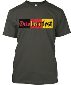 OctoBEERfest with German Flag T-Shirt | Teespring