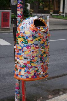 Sticker Art - Street Art