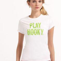 "Kate Spade ""Play Hooky"" tee Adorable Kate spade ""Play Hooky"" tee NWT, size Small kate spade Tops Tees - Short Sleeve"