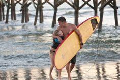 Channing Tatum in Dear John: Movie Beach Scenes