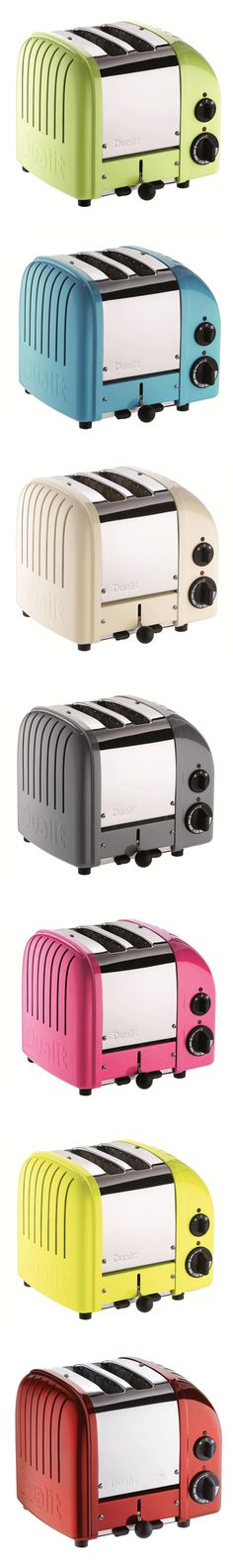 Meet the Cadillac of toasters. #Dualit #Kohls