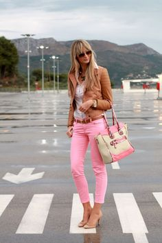 Pink… | Oasap Jeans