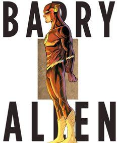 The Flash (Transparent)