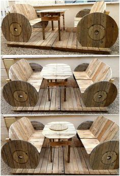 Steal These Genius Ideas of Recycled Wood Pallets Diy Furniture Chair, Wood Pallet Furniture, At Home Furniture Store, Wood Pallets, Pallet Chairs, Cheap Furniture, Discount Furniture, Furniture Projects, Furniture Plans