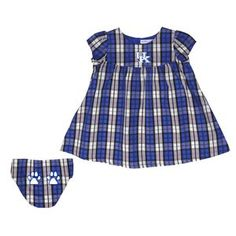 University of KY Apparel pictures | ... of Kentucky Campus Plaid Dress with Bloomers - College Apparel
