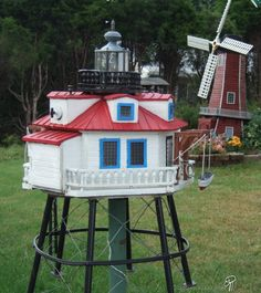 Marvelous mailboxes in the garden Funny Mailboxes, Unique Mailboxes, Dog Houses, Bird Houses, You Have Mail, Door Knobs And Knockers, You've Got Mail, Mail Boxes, Beach House