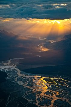 Start of Another Day, Kluane National Park, Canada | Amazing Snapz | See more Amazing Pictures