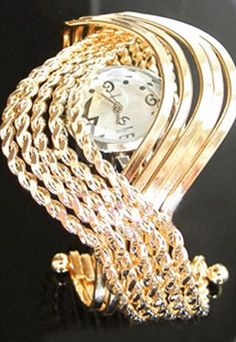 Creative Wave Ladies bracelet watches from Topboutique
