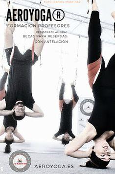 Foto: Rafael Martínez, creador metodo AeroYoga® International | Formación Yoga Aéreo y CENTROS OFICIALES en  #Sevilla y #Malaga #Almeria  AeroYoga® International, Primer Método de #Yoga #Aéreo de Europa. Única CERTIFICACION OFICIAL INTERNACIONAL con RafaelMartinez | #yogaaereo #pilatesaereo #wellness #bienestar #ejercicio #salud #belleza #tendencias #yogaswing #aeroyoga #aeropilates