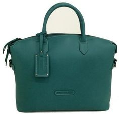 Jekyll & Hide Paris Leather Handbag Jade, Jekyll & Hide, Fashion - kalahari.com R4149 Jekyll & Hide genuine leather pieces are created for a life lived authentically. And like authenticity, leather is rare and valuable. It is also a natural expression of beauty and enduring luxury.  Genuine leather compartmentalised inner to accommodate a laptop, tablet, mobile phone, business cards, pens, etc. Adjustable shoulder strap include Leather Pieces, Authenticity, Pens, Leather Handbags, Business Cards, Jade, Shoulder Strap, Laptop, Luxury