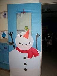 Winter Classroom Door Decorations | ... classroom ideas classroom door decorations winter classroom ideas