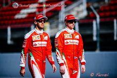 Resumen tests – A Vettel sólo le vale ganar el título #F1 #Formula1