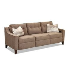 "Zipcode Design™ Evan 66.5"" Wide Square Arm Convertible Sofa & Reviews   Wayfair Best Sofa, Reclining Sofa, How To Make Bed, Toss Pillows, Sofa Bed, Outdoor Sofa, Seat Cushions, Recliner, Evans"