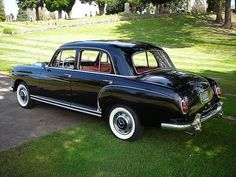 Awesome Mercedes 2017: 1959 Mercedes 220S by Collector Car Ads, via Flickr... Fav Autos
