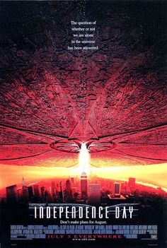 A függetlenség napja (Independence Day) 1996 Independence Day 1996, Film Movie, See Movie, Movie Sequels, Hindi Movie, Sci Fi Movies, Action Movies, Movies To Watch, Cult Movies