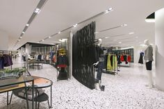 Robinsons Orchard store by designphase dba, Singapore