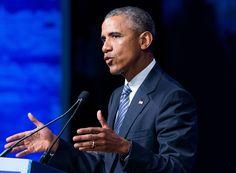 FILE - In this Aug. 31, 2015 file photo, President Barack Obama speaks in Anchorage, Alaska. Obama w... - AP Photo/Andrew Harnik, File